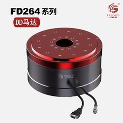 厂家供应高精度DD马达直驱电机精密运动平台伺服电机FD264系列图片
