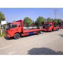 8吨平板车拖车-平板拖车-拖车