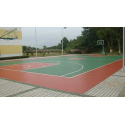塑胶地面篮球架-辉跃体育(在线咨询)萍乡市上栗塑胶地面图片