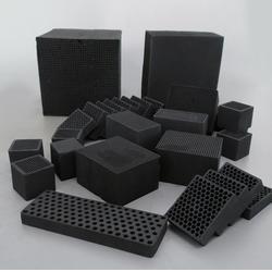 蜂窝活性炭 水处理活性炭 蜂窝活性炭规格 量大从优图片