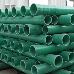 玻璃钢管厂家绿色承插式链接现货销售玻璃钢夹砂管工艺管mpp玻璃钢复合管图片