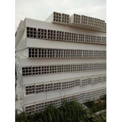 轩驰牌pvc格栅管厂家弱电保护107九孔格栅管图片