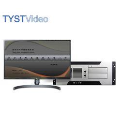 电视台高清硬盘自动播出系统自动定时播出同步监视插播循环播出批发