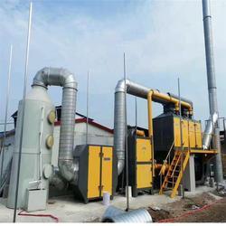 现货催化燃烧设备废气处理设备环保设备图片