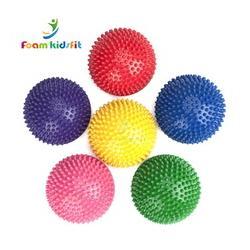 榴莲球触觉球儿童平衡训练玩具触觉刷按摩早教具前庭感统训练器材
