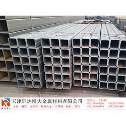 合金结构钢30Mn2无缝方管图片