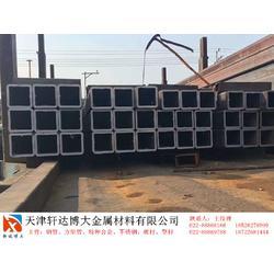 35SiMn合金结构钢无缝方管图片