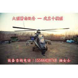 武直十飞机模型 军事模型机图片