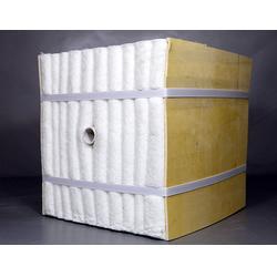 耐火保温材料陶瓷纤维模块折叠块货源充足质量过硬