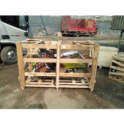 天地通-木框架木包装箱-木架