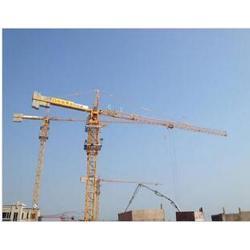 兰州起重机-甘肃纪硕建筑起重机生产厂图片