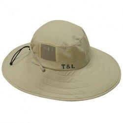 户外大檐防紫外线边帽 帽仕嘉 帽子定制 钓鱼帽防晒帽渔夫帽图片