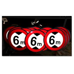 商丘三角标志牌厂家-供应有品质的交通标志牌图片
