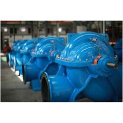 水泵10sh 6双吸泵-灵谷水泵(在线咨询)青海双吸泵图片