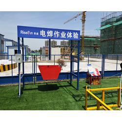 南京安全体验馆-安徽华胤钢结构公司-安全体验馆厂家图片
