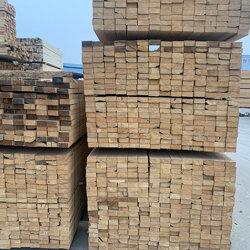 铁杉建��力筑木方嗡哪家好-铁杉建筑木方-日照名和沪中木材(查看)图片