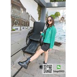 名牌折扣店新款皮衣反季特卖新款韩版女装外套免费挂样女款上涨图片