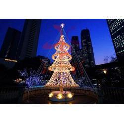 平安夜圣诞节装饰树 可定制图片