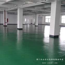 苏州水性地坪漆-安必信新材料科技供应良好的水性聚氨酯地坪漆图片