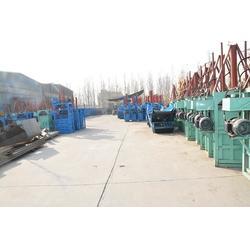 30吨立式液压打包机-立式液压打包机-海睿打包机生产厂家图片