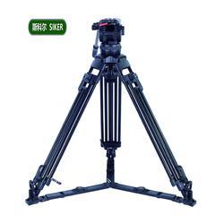 斯科尔 SIKER 专业摄影摄像碳纤维三脚架云台套装 SK-V12T图片