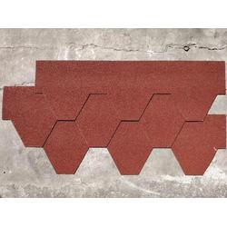 沥青瓦 供应防水材料 轻钢别墅材料 金属瓦 落水管图片