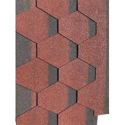 供应木屋沥青瓦 轻钢别墅材料 油毡瓦 金属瓦 防水材料图片