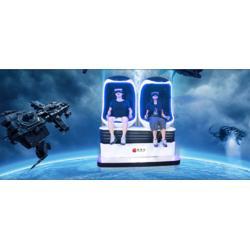 9DVR沉浸式巅覆游戏新体验设备 VR3Q9DVR三人蛋壳椅安全体验馆图片