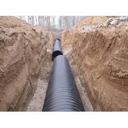 甘肃电力穿线管厂家-碳素螺旋穿线管图片