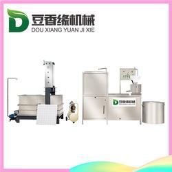 全自动豆干机视频 豆腐干机生产线图片
