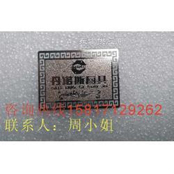 铜腐蚀贵宾卡 VIP会员卡镂空金属卡名片卡图片