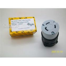 翼德电器供应NEMA插头美式连接器插座图片