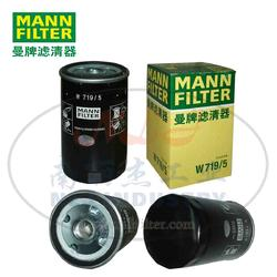 MANN-FILTER 曼牌滤清器 油滤W719/5图片
