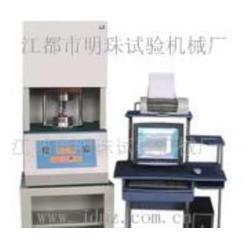 GB/T16584橡胶无转子硫化仪/硫变仪图片