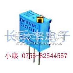 3296W-1-501 500R BOURNS电位器 精密电位器图片