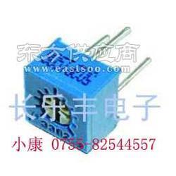 BOURNS电位器3362P-500K:3362P-1-504,3362电位器图片