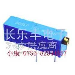 3006P电位器500K 3006P-1-504 3006P-500K图片