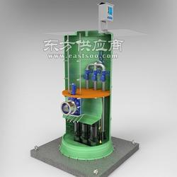一体化预制泵站规格型号图片