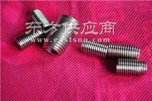 厂家专业供应各种规格钢丝螺套 东海低