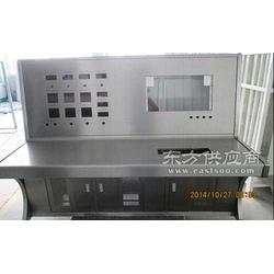 打孔机新款不锈钢机柜操作台-不锈钢机柜操作台-奇圣图片