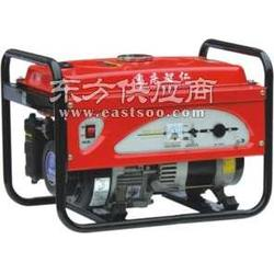 2kw三相家用稀土永磁汽油发电机组带进口动力图片