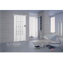 浴室门 卫生间门 推拉门 折叠门 PVC塑胶门图片