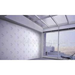 嘉柏丽装修健康紫色彩纹墙饰壁纸漆批发采购图片