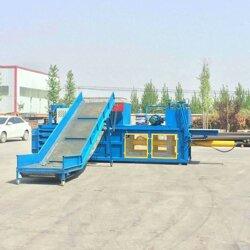 博远机械 120吨假发卧式打包机-广东假发卧式打包机图片