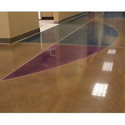 工业耐磨地坪-六安耐磨地坪-安徽雨纯-安全可靠图片