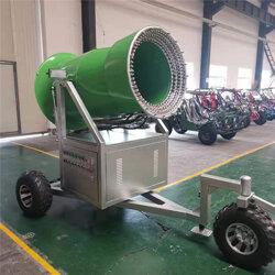 0度以下出雪 全自动造雪机设备国产造雪机图片