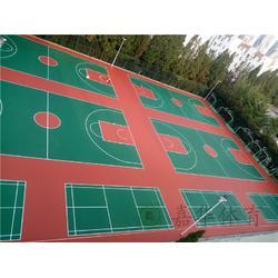 新建硅pu球场,硅pu球场翻新,硅pu球场改造-嘉华体育