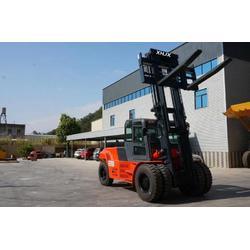 國產16噸叉車生產廠家對比進口林德16噸-興皓叉車上市16噸叉車帶先導空調圖片