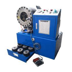 方天JINFU汽车举升机液压管路扣压机 汽车动力转向管路扣压机 押压管机设备图片
