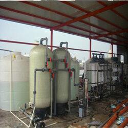 芯片实验室18兆欧超纯水处理,镜片玻璃产品清洗纯净水采购,达旺纯水机厂家图片